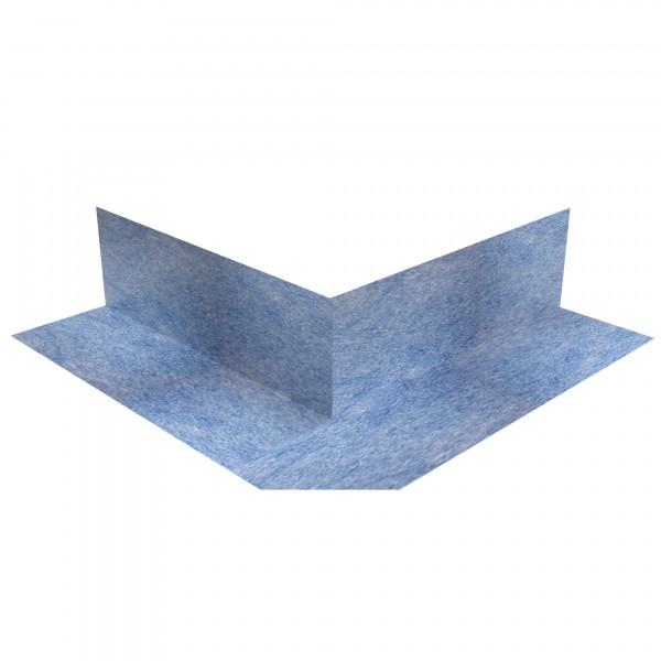 doitBau Sanitär Dichtecke Außen TPE blau 105x105mm