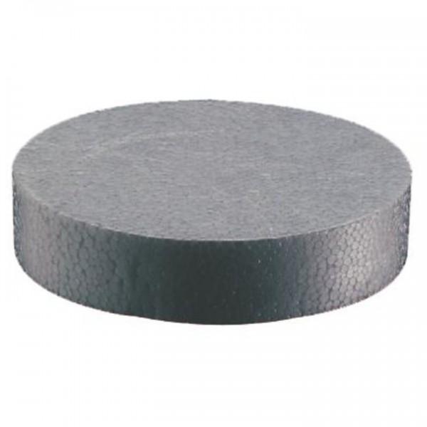 100 Stk. EPS Rondelle 65mm grau