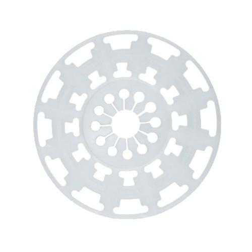 Dübelteller- Vergrößerung für Mineralwolle