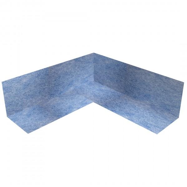 doitBau Sanitär Dichtecke Innen TPE blau 120x120mm