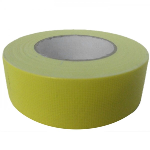 Betonklebeband / Gewebeklebeband extra stark 44mm x 50m gelb