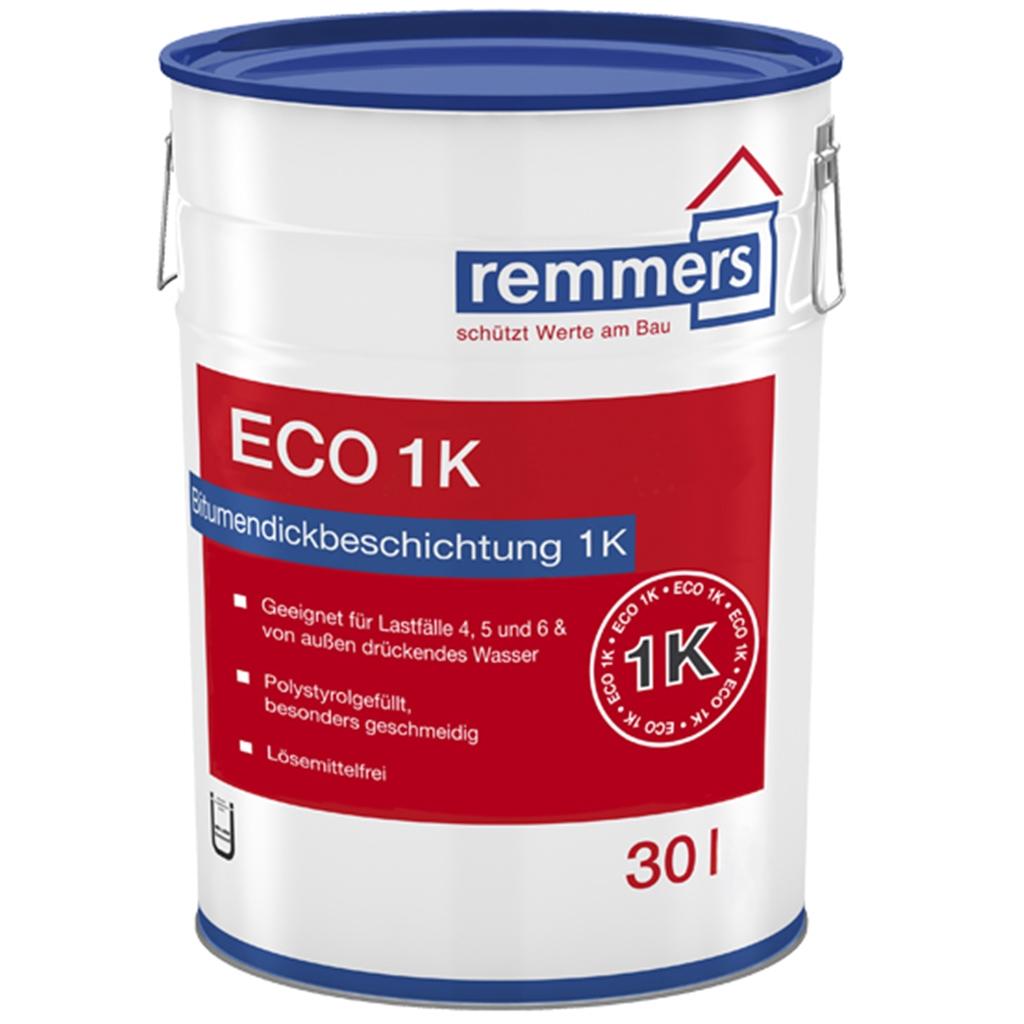 remmers bitumen dickbeschichtung eco 1k grundmauerschutz. Black Bedroom Furniture Sets. Home Design Ideas