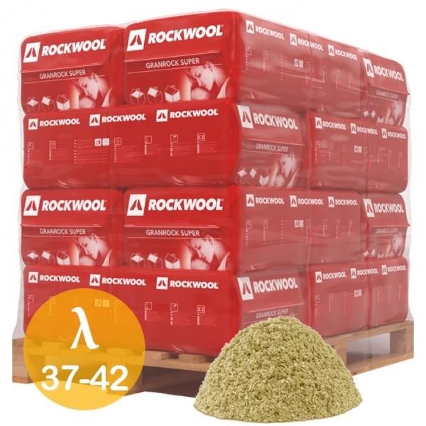 Rockwool Einblasdämmung Granrock Super